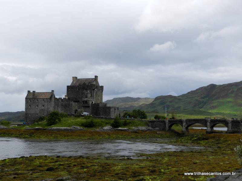 Eilean Donan Castelo Escócia