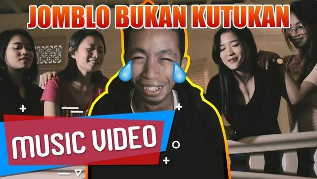 Lirik Lagu Jomblo Bukan Kutukan - Ecko Show