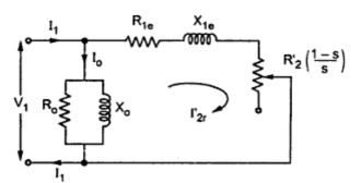 Equivalent Circuit of Induction Motor : Part 1 ~ your