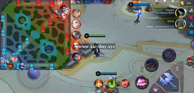 Download Script Radar Map Patch Mobile Legends Patch 515 Faramis
