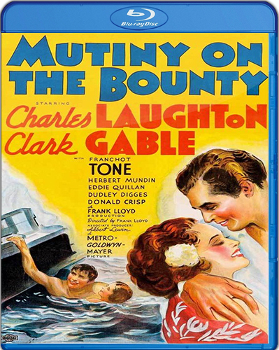 Mutiny on the Bounty [1935] [BD25] [Latino]