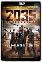 2035: Dimensão Proibida (2016) Torrent – DVDRip Dual Áudio