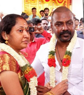 Raghava Lawrence Family Wife Parents children's Marriage Photos