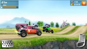 Monster Truck Racing Apk