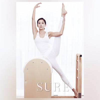 Kim Se Ah - Sure Magazine March 2016