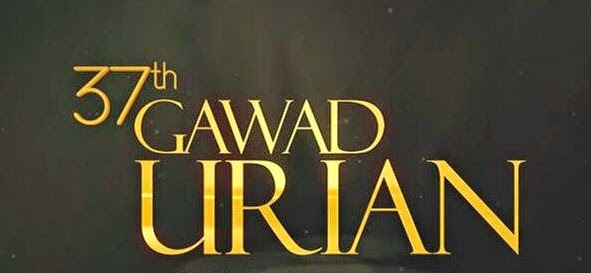 The 37th Gawad Urian Awards: 2014 List of Winners