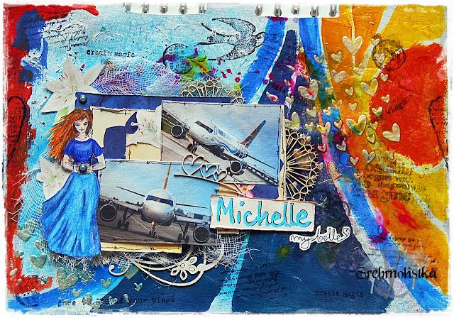 [Wyzwania Nie-Kartkowe] Michelle, my belle