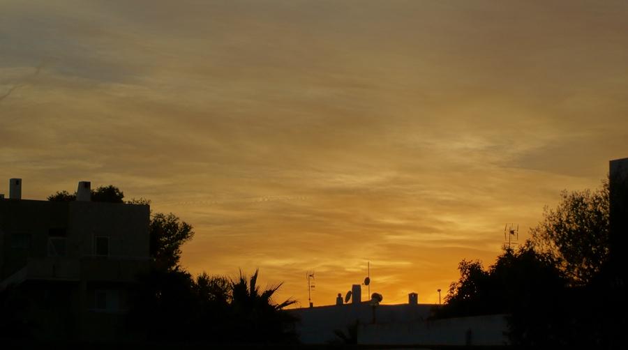 Blog + Fotografie by it's me! - Reisen - La Isla Blanca Ibiza, Santa Eularia - Sonnenuntergang