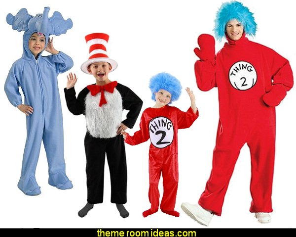 dr seuss costumes  Dr. Seuss party theme - Dr. Seuss Birthday Party -  Dr. Seuss Party Decor - Dr. Seuss Party Supplies -  Dr. Seuss birthday party supplies - Dr Seuss party decorations - Dr Seuss wall decals - Dr Seuss party standups