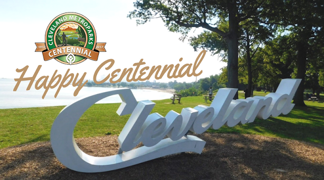 Celebrating Cleveland Metroparks' Centennial + Edgewater Park {Photos}