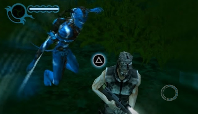 James Cameron's Avatar - The Game For PSP