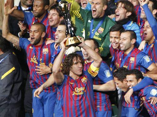 Blog Cariri Esporte Barcelona Goleia Santos E Conquista Mundial De Clubes