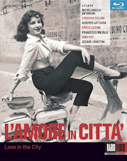 Watch Love in the City (L'amore in città) (1953) movie free online