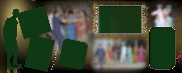 Wedding Album Psd