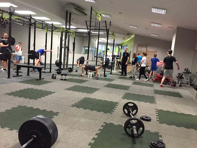 Trójmiejskie siłownie - Calypso Sopot