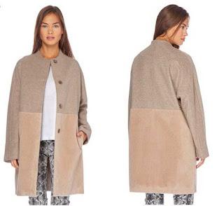 abrigo de lana y cachemir para mujer al mejor precio