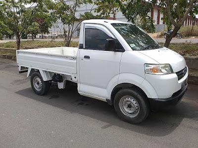 Dijual Mobil Bekas Suzuki Mega Carry 1.5