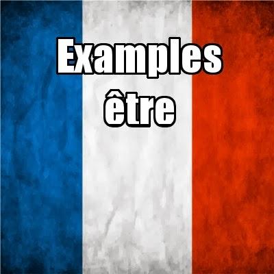40 Ejemplos Del Verbo Etre Ayuda Francés