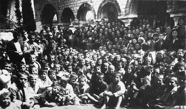 14 Σεπτεμβρίου 1944: Oι Γερμανοί φεύγουν από το  Άργος  - Οι αντάρτες εισέρχονται πανηγυρικά στην πόλη
