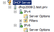Cosonok's IT Blog: How to Migrate DHCP from Server 2003 to