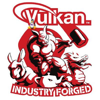 FERRAMENTAS LINUX: Um driver Vulkan trabalha no progresso
