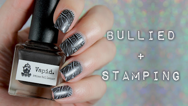 Vapid Lacquer Bullied + Stamping