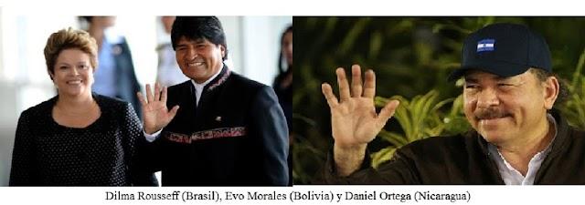 Brasil, Nicaragua, Bolivia y las varas de medir