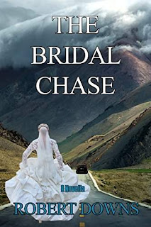 The Bridal Chase - Mystery book by Robert Downs