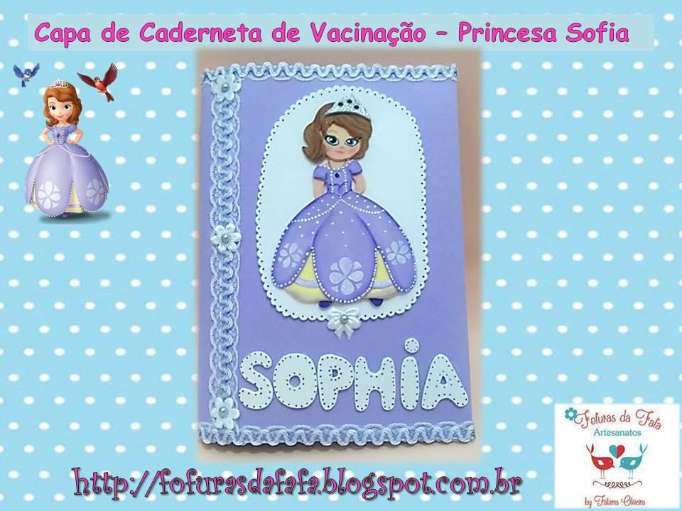 Top Fofuras da Fafa - Artesanatos: Capa de Caderneta de Vacinação  MJ02