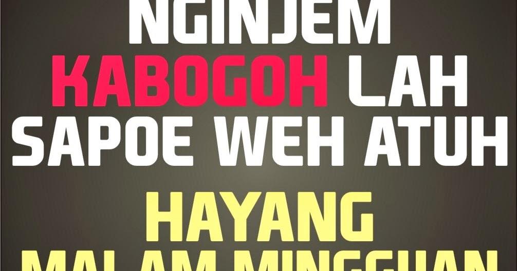 Koleksi Kumpulan Dp Bbm Persib Bandung Sunda Unik Lucu Kocak Dan