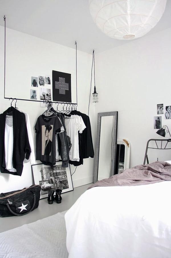 minimal room decor