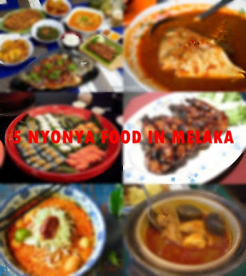 5 NYONYA FOOD IN MELAKA YANG ANDA PATUT CUBA - UNSEEN MALAYSIA