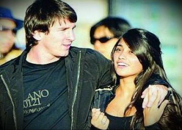Footballnews Big Love Lionel Messi And Antonella Roccuzzo