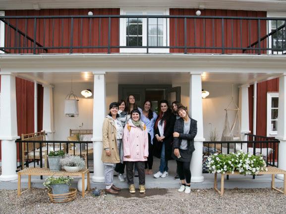 Nordic Love Tour: a casa di Emma Olai