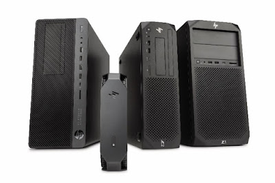HP Z2 Workstations