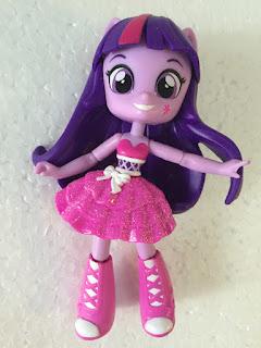 MLP Fall Formal Twilight Sparkle Equestria Girls Mini Figure on Ebay