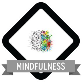Badges mindfulness