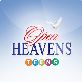 Open Heavens For TEENS: Tuesday 12 September 2017 by Pastor Adeboye - The Almighty God