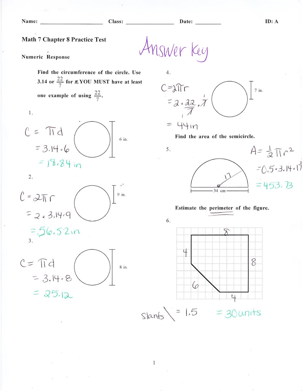 Ms Jean S Classroom Blog Math 7 Chapter 8 Practice Test