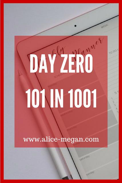 Day Zero 101 in 1001