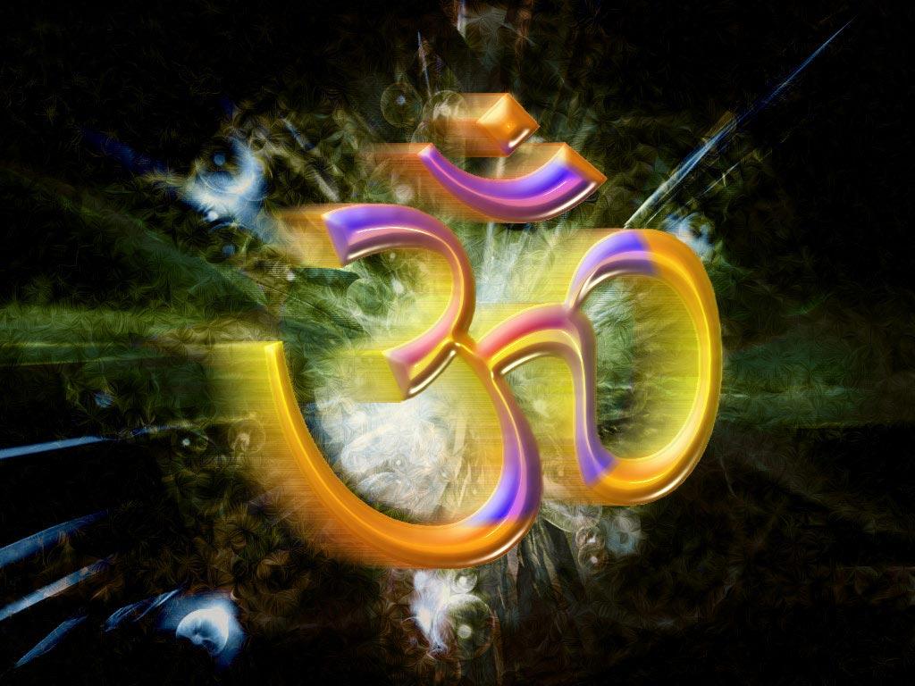 Om Symbol Images