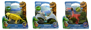 tomy rare the good dinosaur figures jack lurleane downpour