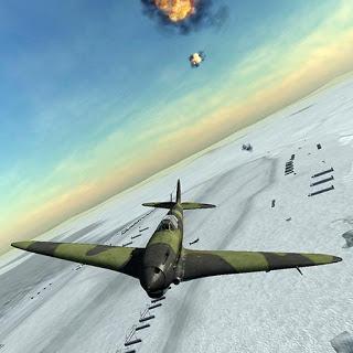 لعبة Gunship Sequel: WW2 مهكرة