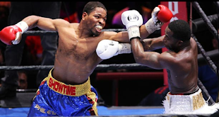 Adrien Broner is a true warrior