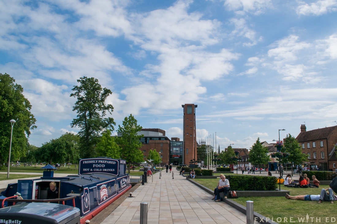Royal Shakespeare Company Theatre, Stratford-Upon-Avon