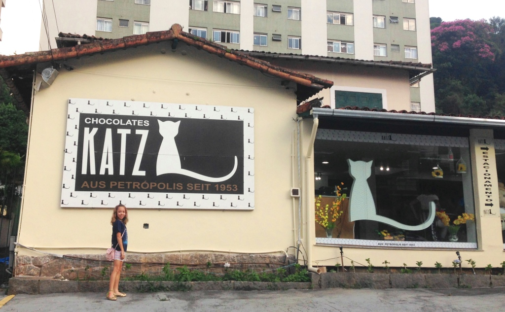 Chocolateria Katz em Petrópolis
