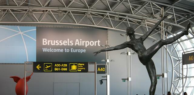 Adolescente de 14 anos tenta hackear sistema do aeroporto de Bruxelas após atentado terrorista.