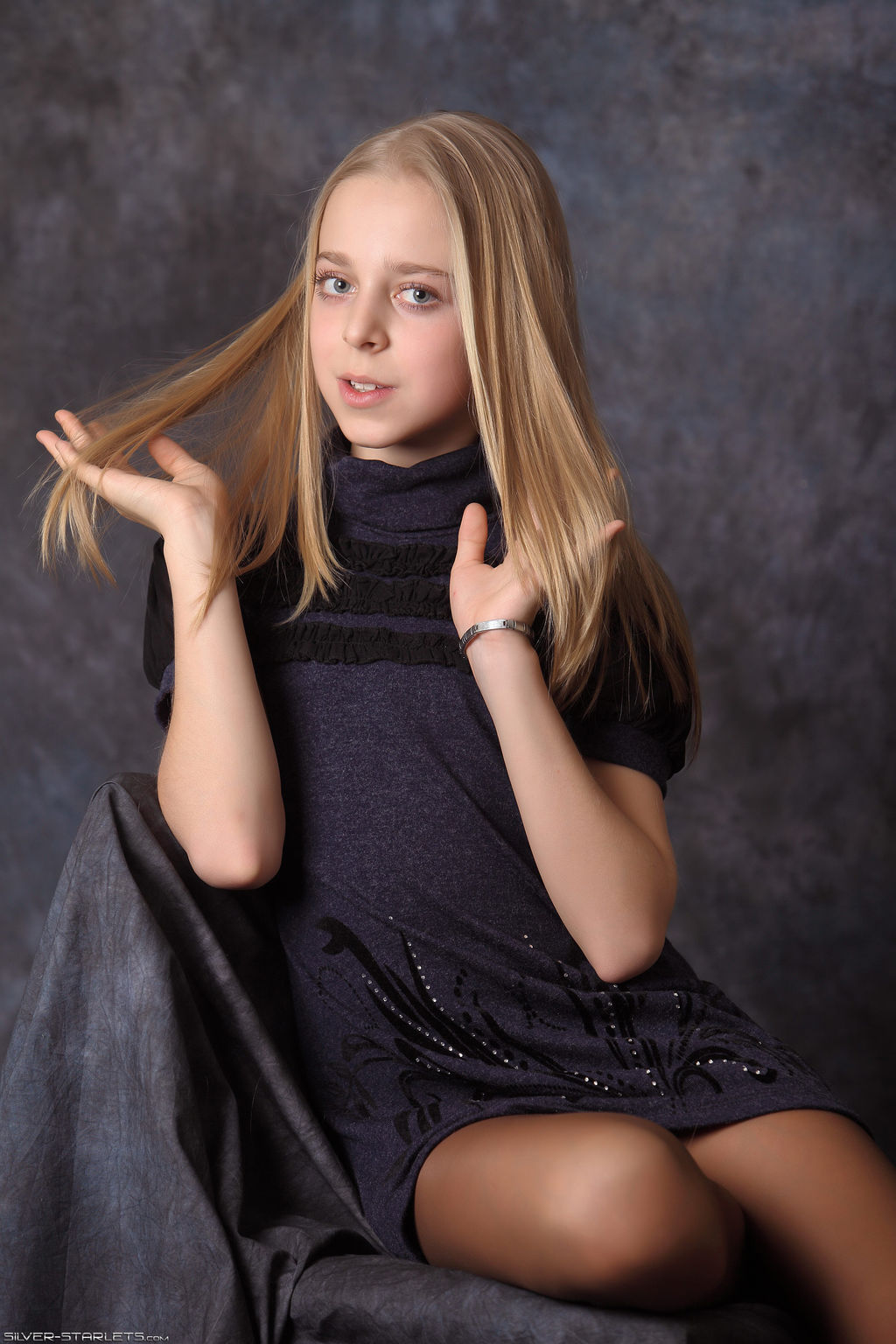 Anastasia Teen Model Of Prague 42