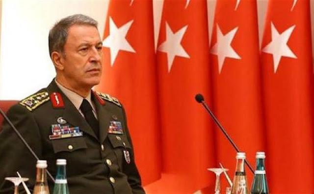 ΑΠΕΙΛΗ ΠΟΛΕΜΟΥ από τον Τούρκο Αρχηγό Ενόπλων Δυνάμεων για Αιγαίο και Μεσόγειο: «Αν υπάρξει ανάγκη για καθήκον θα το εκτελέσουμε»