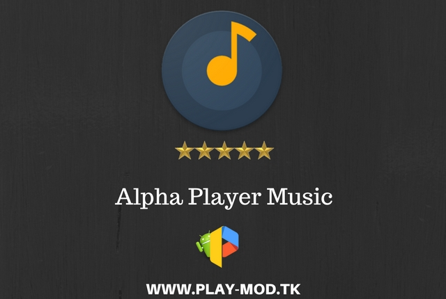 Alpha Music Player ad-free